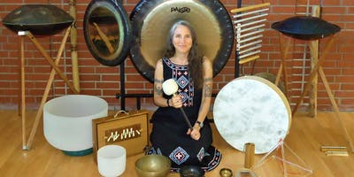 Downtown Art Gallery SoundHealing Journey w/ Viola Rose