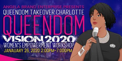 The Queendom TakeOver Charlotte 2020