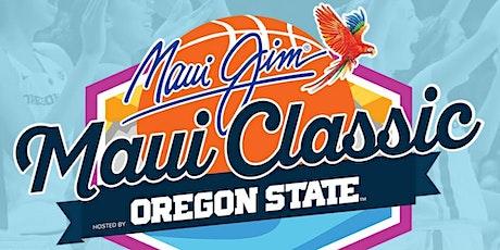 Maui Jim Maui Classic Women's basketball tournament- WEDNESDAY Dec 18, 2019 tickets