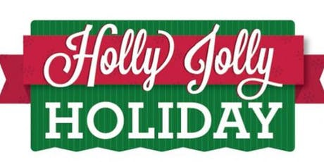 Holly Jolly Sip and Shop tickets