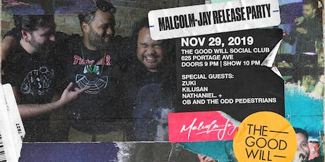 Malcolm-Jay Release Party tickets