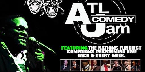 ATL Comedy Jam 2019
