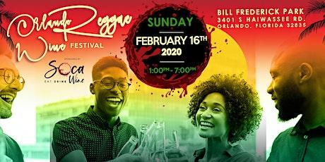 Orlando Reggae Wine Food & Music Festival tickets