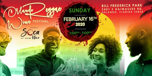 Orlando Reggae Wine Food & Music Festival