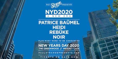 A New Era - Greenwood NYD2020 tickets
