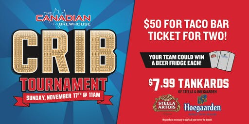 St. Albert Jensen Lakes Crib Tournament