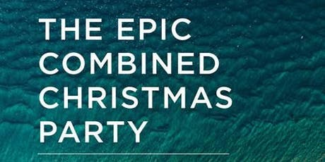 The Epic Combined Christmas Party tickets