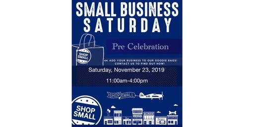 Small Business Saturday Vendor and Networking