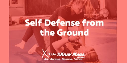 Self Defense from the Ground