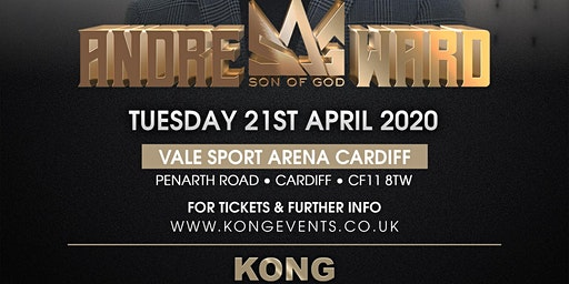 An Evening With Andre Ward - Cardiff