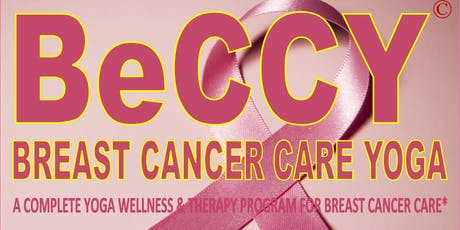Breast Cancer Care Yoga (BeCCY ALPHA) Workshop tickets