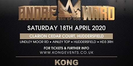 An Evening with Andre Ward - Huddersfield tickets