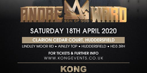 An Evening with Andre Ward - Huddersfield
