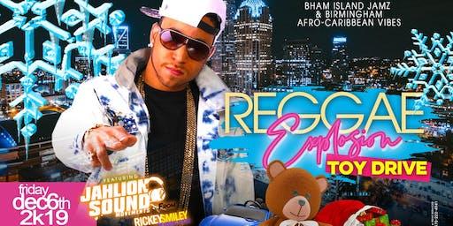 Reggae Explosion & Toy Drive