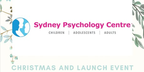 Sydney Psychology Centre - Christmas Party and Grand Opening tickets