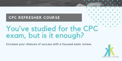 CPC Exam Review