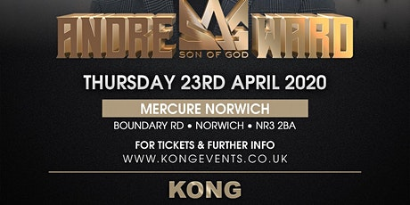 An Evening With Andre Ward - Norwich tickets