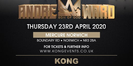 An Evening With Andre Ward - Norwich