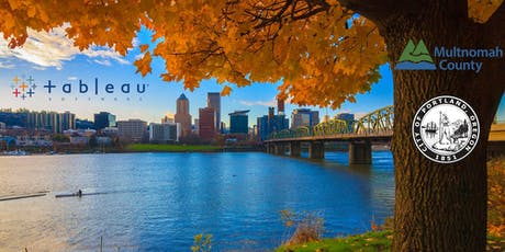 Tableau Public Sector User Group Meeting  - Portland (PDXGOVTUG) tickets