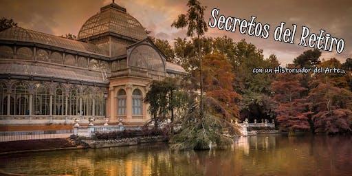 Free Tour- Secretos del Retiro con un Historiador del Arte
