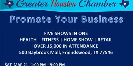 Promote Your Business Expo @ Baybrook Mall tickets