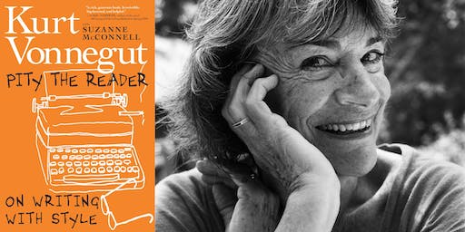 "Suzanne McConnell - ""Pity the Reader: On Writing with Style"""