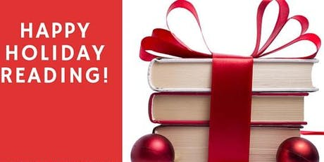 Burst Into Books' Author Storytime (Holiday Edition) tickets