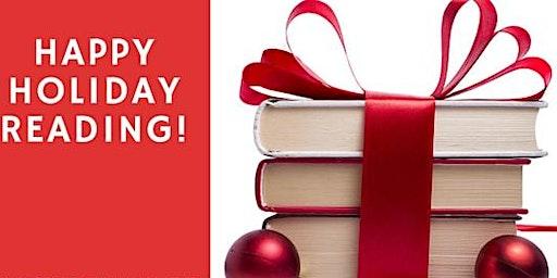 Burst Into Books' Author Storytime (Holiday Edition)