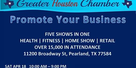 Promote Your Business @ Pearland Town Center tickets