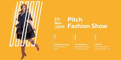 PITCH Fashion Show