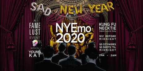 New Years EMO 2020 tickets