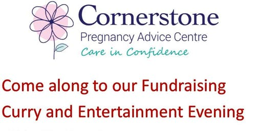 Cornerstone's Fundraising Curry and Entertainment Evening