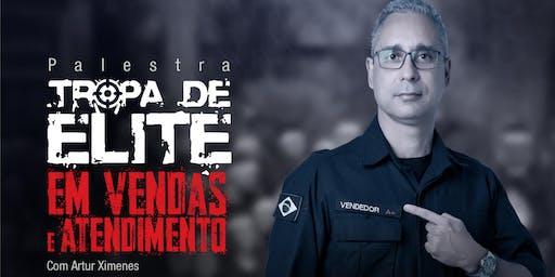 TROPA DE ELITE EM VENDAS E ATENDIMENTO