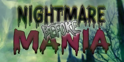 Pop Up Wrestling Presents: Nightmare before Mania
