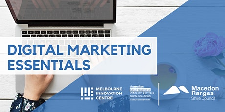Digital Marketing Essentials - Macedon Ranges tickets