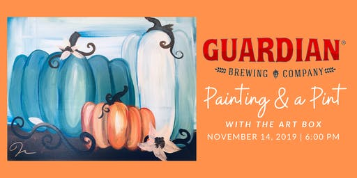 Painting and a Pint at Guardian Brewing