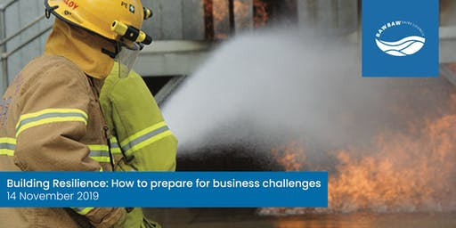 Building Resilience: How to prepare for business challenges