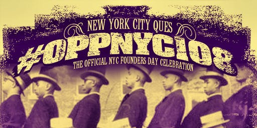 OPPNYC108 THE DYNASTY: THE OMEGA 108TH ANNIVERSARY CELEBRATION