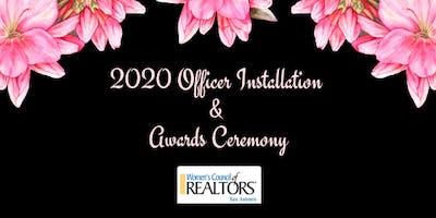 2020 Installation & Awards Ceremony