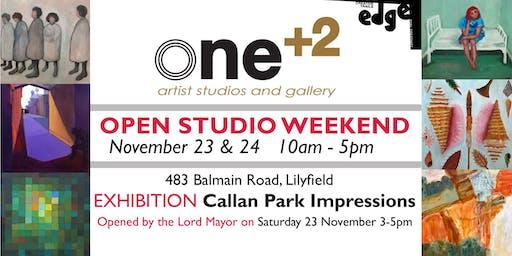 One+2 Open Studio Weekend