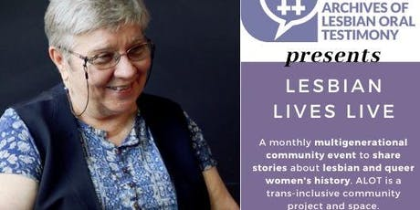 Lesbian Lives Live: Marg Yeo tickets