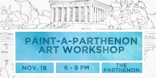 Paint-A-Parthenon Workshop