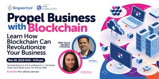 Propel Business with Blockchain