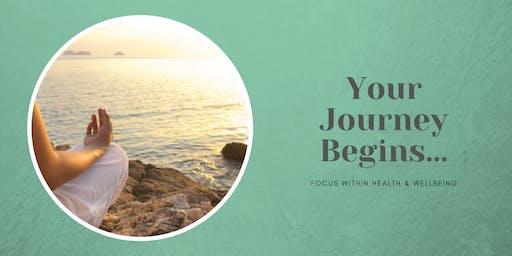 Your Journey Begins!