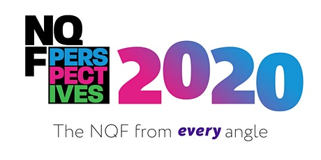 NQF Perspectives 2020: The NQF from every angle tickets