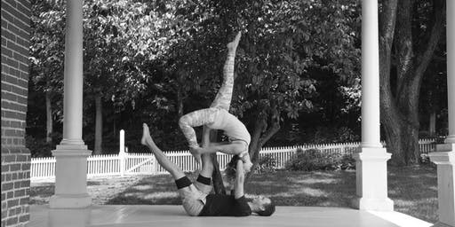 Beginner/Intermediate Acro Yoga Class with Ananda Integration