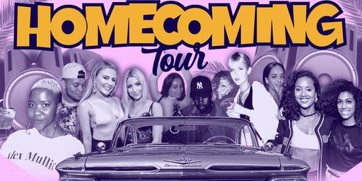 HOMEBASE | HOMECOMING TOUR PERTH
