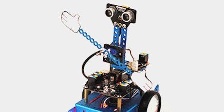 Robotics Coding School Holiday Workshop tickets