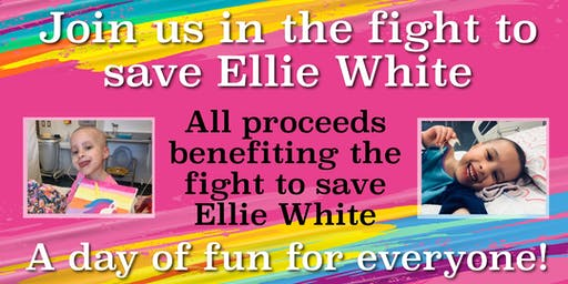 Join us in the fight to save Ellie White