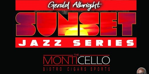 Dinner w/ Gerald Albright Live in Concert & The Wilder vs Ortiz Fight Party
